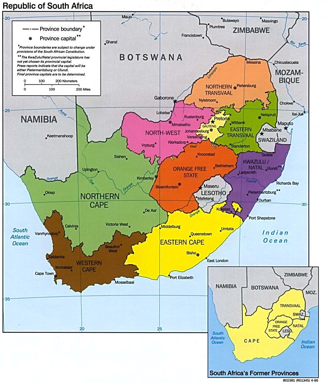 Rencontre afrique du sud